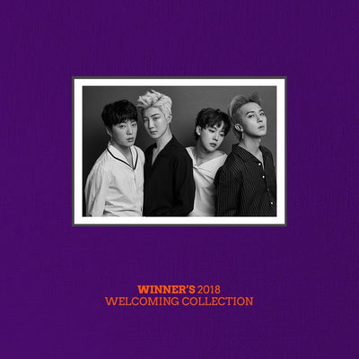 WINNER 'WINNER'S 2018 WELCOMING COLLECTION'