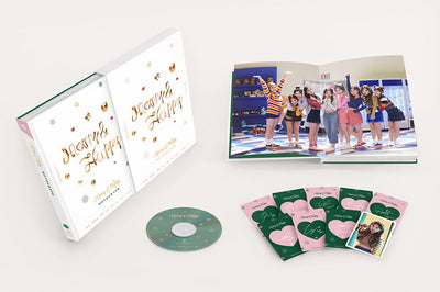 TWICE 'MERRY & HAPPY' MONOGRAPH