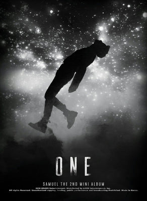 SAMUEL 2ND MINI ALBUM 'ONE'