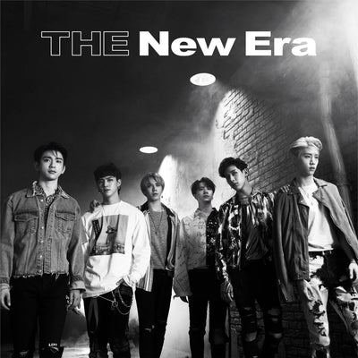 GOT7 'THE NEW ERA'