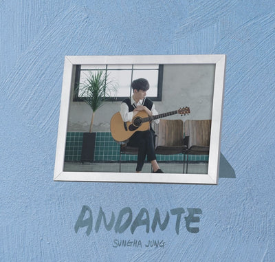 SUNGHA JUNG 8TH ALBUM 'ANDANTE'
