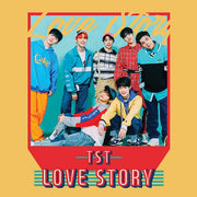 TOP SECRET SINGLE ALBUM 'LOVE STORY'