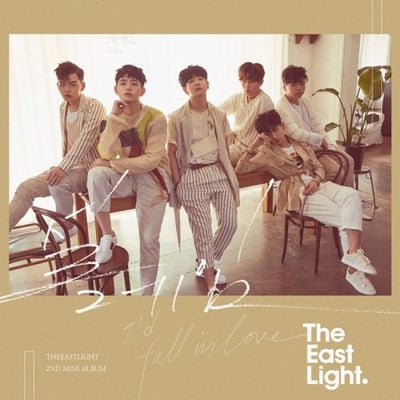 THE EASTLIGHT 2ND MINI ALBUM