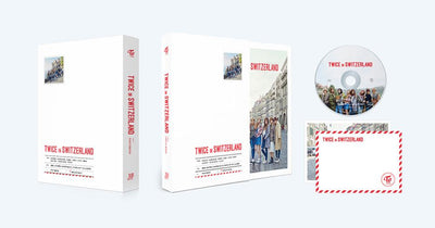 TWICE 'TWICE TV5' TWICE in SWITZERLAND PHOTOBOOK