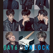 DAY6 'Unlock' Japan Album