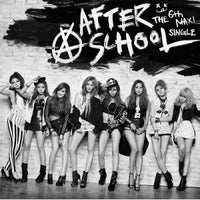 AFTER SCHOOL 6TH MAXI SINGLE ALBUM - FIRST LOVE