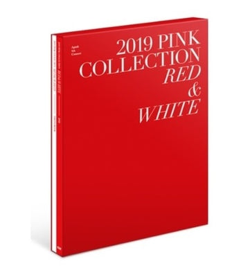 APINK 5th Concert Pink Collection 'Red & White' DVD