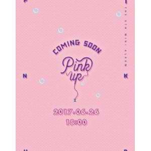 APINK 6TH MINI ALBUM 'PINK UP'
