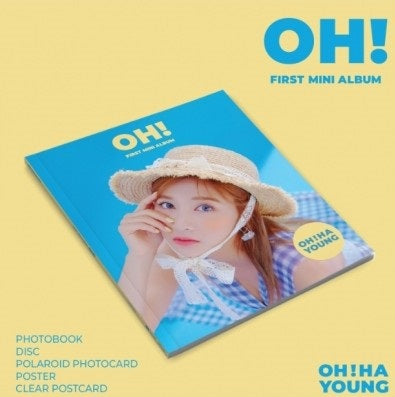 APINK OH! HAYOUNG 1st Mini Album 'Oh!'