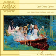 ARIAZ 1st Mini Album 'Grand Opera'
