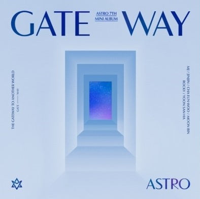 ASTRO 7th Mini Album 'GATEWAY'