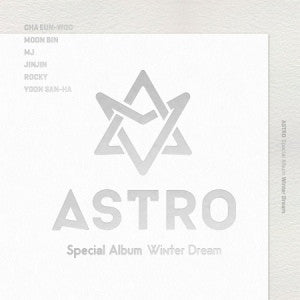 ASTRO SPECIAL ALBUM 'WINTER DREAM'