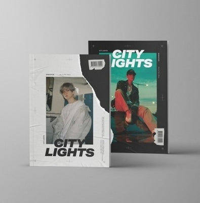 BAEKHYUN 1st Mini Album 'City Lights'