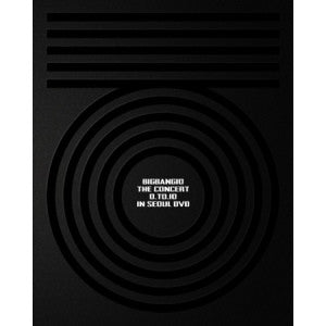 BIGBANG 'BIGBANG10 THE CONCERT 0.TO.10 IN SEOUL' [DVD]