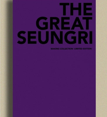 BIGBANG Seungri 1st Album 'The Great Seungri Making Collection' (Limited Edition)