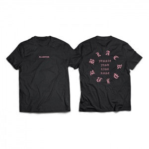 BLACKPINK T-SHIRTS TYPE.2