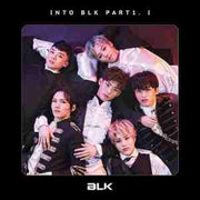 BLK 1ST MINI ALBUM - INTO BLK PART1. I