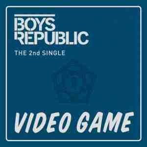 BOYS REPUBLIC 2ND SINGLE ALBUM 'VIDEO GAME'