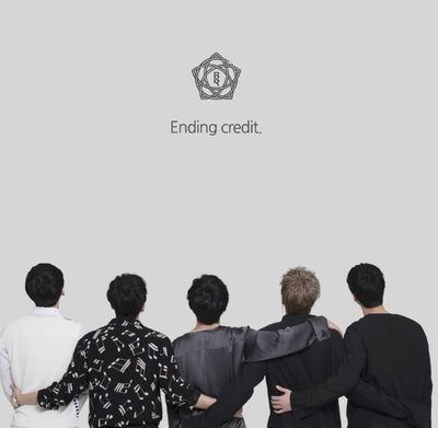 Boys Republic Album 'Ending credit'