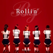 BRAVE GIRLS 4TH MINI ALBUM - ROLLIN'
