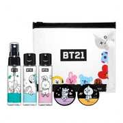 [BT21] OLIVEYOUNG COLLABORATION 'COSMETICS EMPTY BOTTLE KIT'