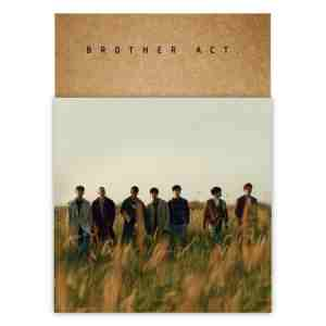 BTOB 2ND ABLUM 'BROTHER ACT.'