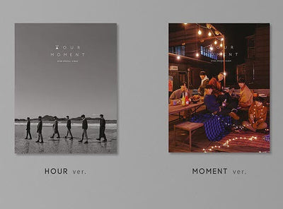 BTOB Special Album 'Hour Moment'