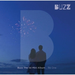 BUZZ 1ST MINI ALBUM 'BE ONE'