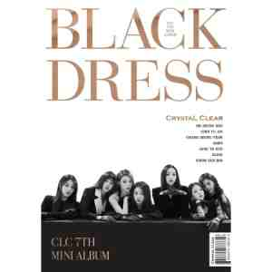 CLC 7TH MINI ALBUM 'BLACK DRESS'