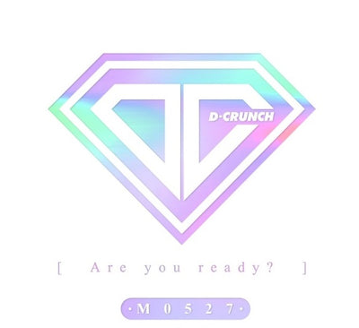 D-CRUNCH 2nd Mini Album 'M0527'