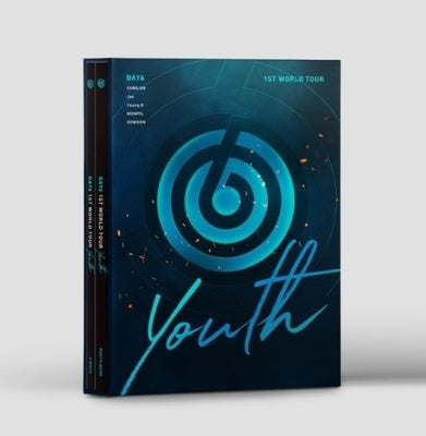 DAY6 1ST WORLD TOUR [YOUTH] DVD