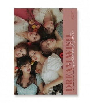 DreamNote 3rd Single Album 'Dreamwish'