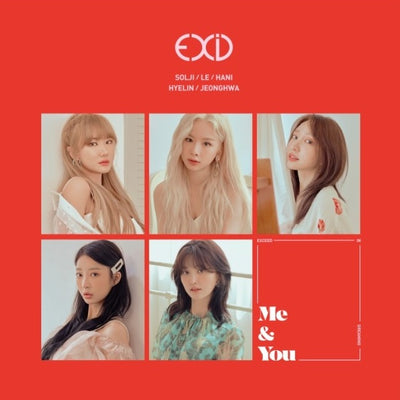 EXID 6th Mini Album 'ME&YOU'