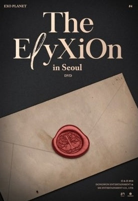 EXO PLANET 4 The ElyXiOn In Seoul