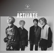 FANXY RED 1st Single Album 'ACTIVATE'