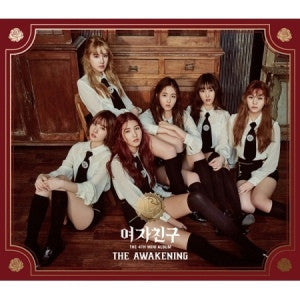 GFRIEND 4TH MINI ALBUM 'THE AWAKENING'