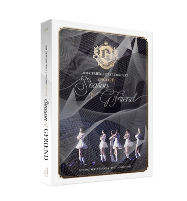 GFRIEND FIRST CONCERT Season of GFRIEND ENCORE Blu-ray