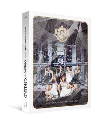 GFRIEND FIRST CONCERT Season of GFRIEND ENCORE DVD