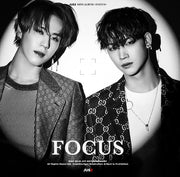 [GOT7 Unit] Jus2 Mini Album 'FOCUS'