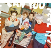 HIGHLIGHT 1ST MINI ALBUM - CAN YOU FEEL IT? (SENSE VER - A)
