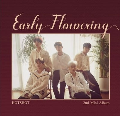 HOTSHOT 2nd Mini Album 'Early Flowering'