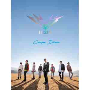 IN2IT DEBUT ALBUM - CARPE DIEM (A VER.)