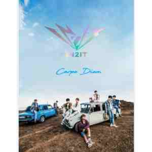 IN2IT DEBUT ALBUM - CARPE DIEM (B VER.)