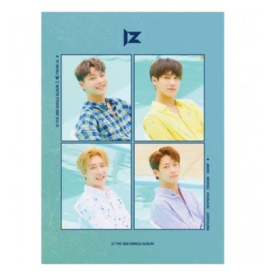 IZ 2nd Single Album 'FREOM:IZ'