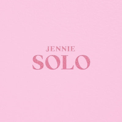 JENNIE Single Album 'SOLO'