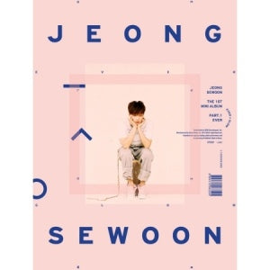 JEONG SEWOON 1ST MINI ALBUM - EVER (Choose Version)
