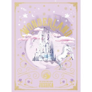 JESSICA 2ND MINI ALBUM 'WONDERLAND'