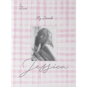 JESSICA 3RD MINI ALBUM 'MY DECADE'