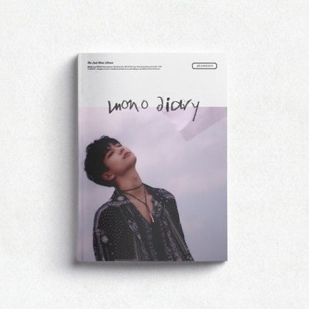Jin Long Guo 2nd Mini Album 'MONO DIARY'