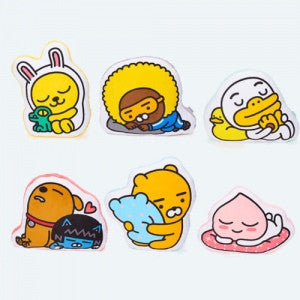 [ KAKAO FRIENDS ] THIN CUSHION - DEEP SLEEP VERSION (6KINDS)